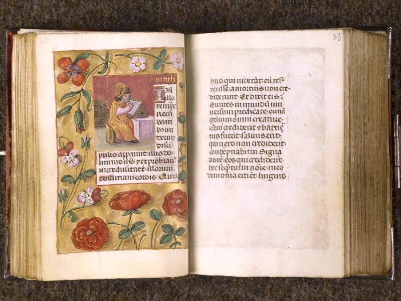 CHANTILLY, Bibliothèque du château, 0068 (1141), f. 052v - 053