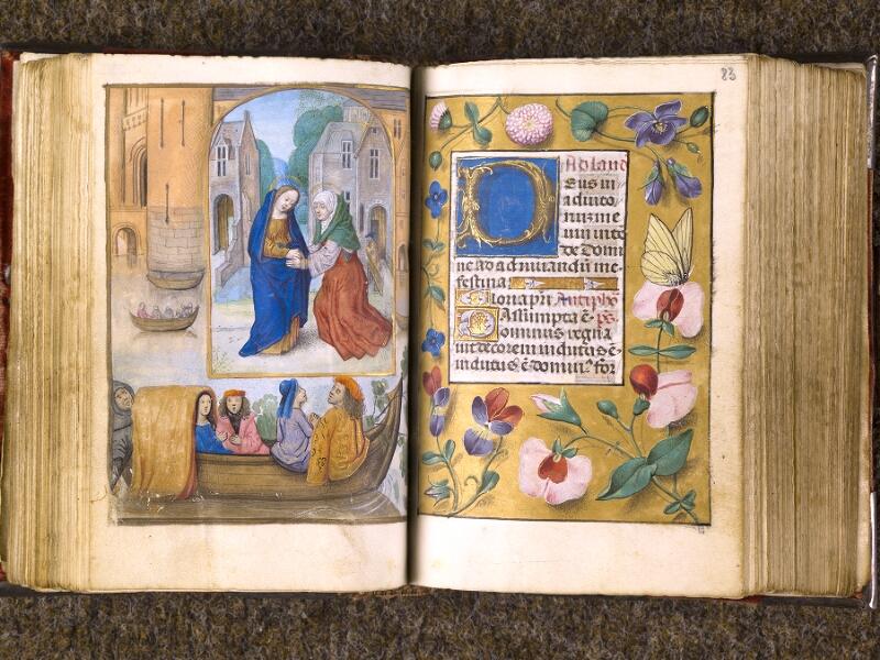 CHANTILLY, Bibliothèque du château, 0068 (1141), f. 082v - 083