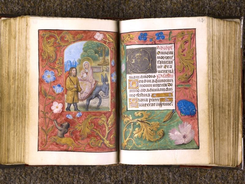 CHANTILLY, Bibliothèque du château, 0068 (1141), f. 141v - 142