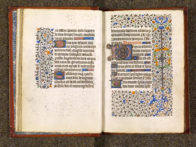 CHANTILLY, Bibliothèque du château, 0073 (1355), f. 005v - 006