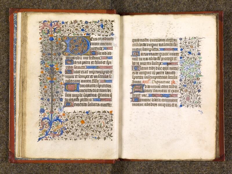 CHANTILLY, Bibliothèque du château, 0073 (1355), f. 011v - 012