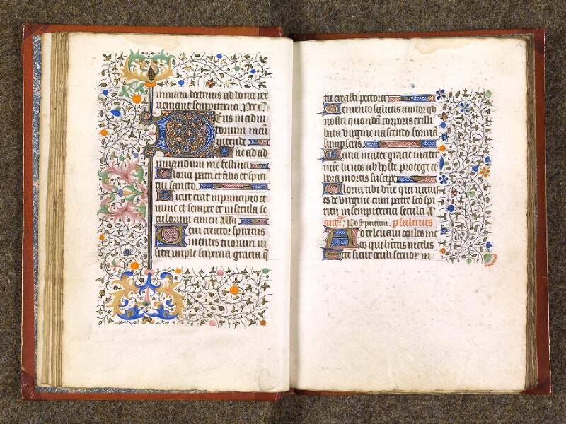 CHANTILLY, Bibliothèque du château, 0073 (1355), f. 015v - 016