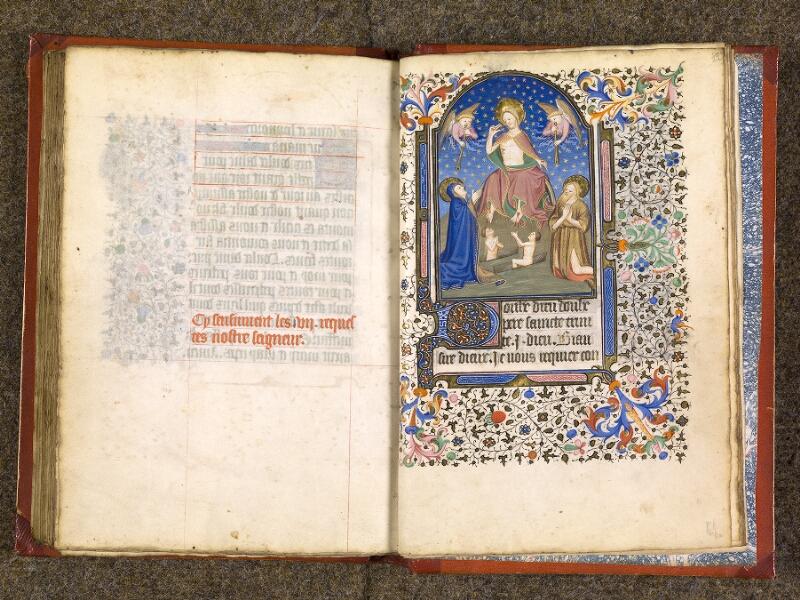 CHANTILLY, Bibliothèque du château, 0073 (1355), f. 088v - 089