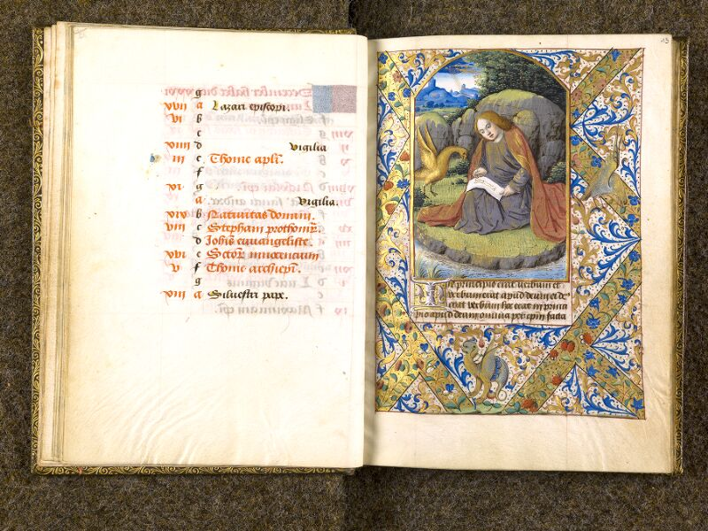 CHANTILLY, Bibliothèque du château, 0079 (1397), f. 012v - 013