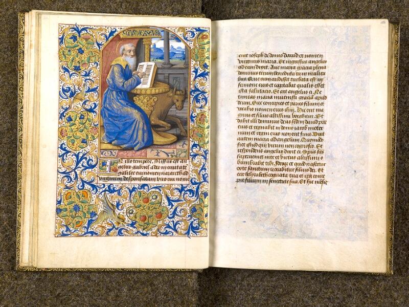 CHANTILLY, Bibliothèque du château, 0079 (1397), f. 014v - 015