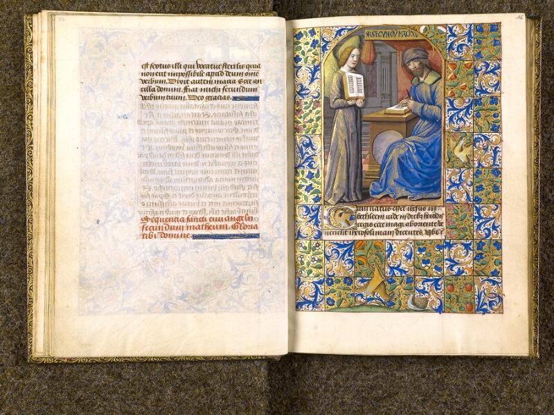 CHANTILLY, Bibliothèque du château, 0079 (1397), f. 015v - 016