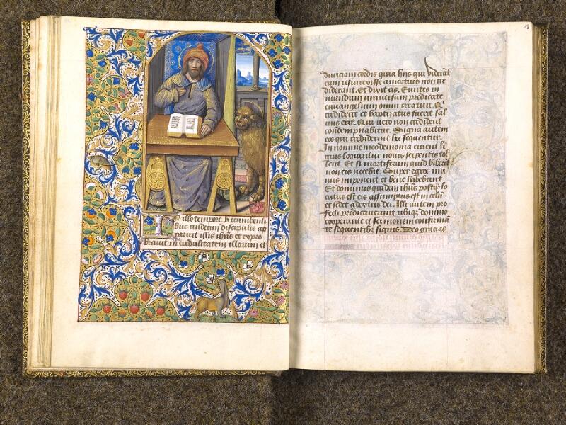 CHANTILLY, Bibliothèque du château, 0079 (1397), f. 017v - 018