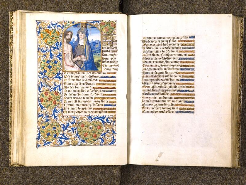 CHANTILLY, Bibliothèque du château, 0079 (1397), f. 026v - 027