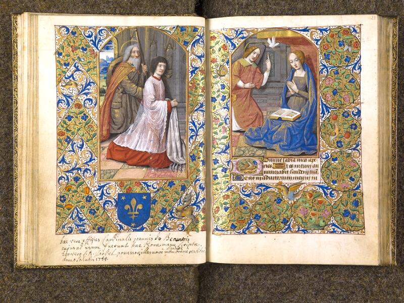 CHANTILLY, Bibliothèque du château, 0079 (1397), f. 028v - 029