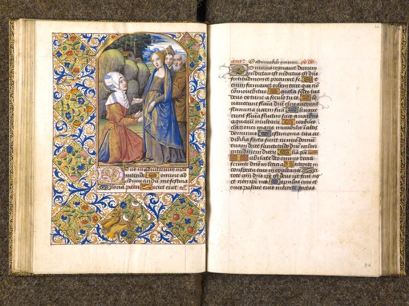 CHANTILLY, Bibliothèque du château, 0079 (1397), f. 039v - 040