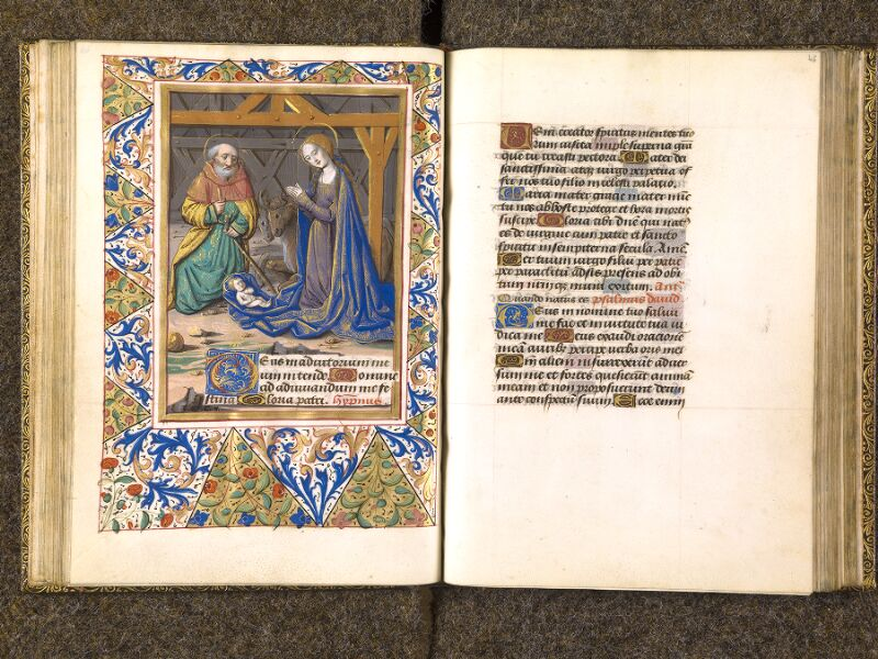 CHANTILLY, Bibliothèque du château, 0079 (1397), f. 045v - 046