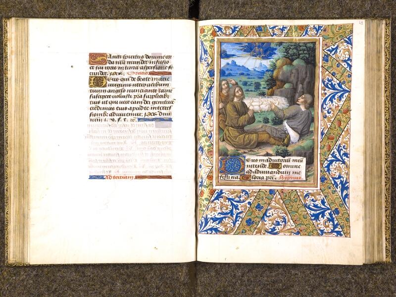 CHANTILLY, Bibliothèque du château, 0079 (1397), f. 048v - 049