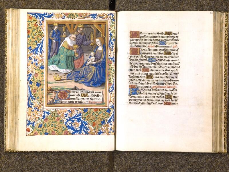 CHANTILLY, Bibliothèque du château, 0079 (1397), f. 051v - 052
