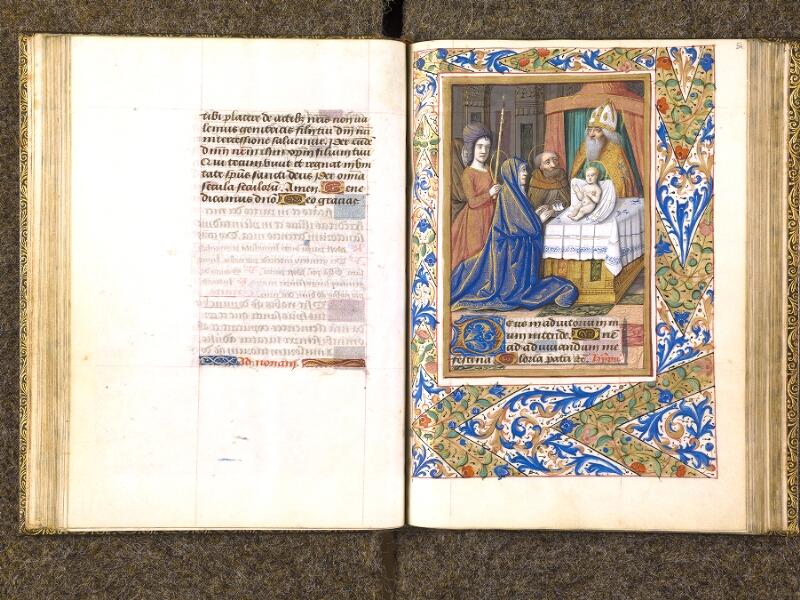 CHANTILLY, Bibliothèque du château, 0079 (1397), f. 053v - 054