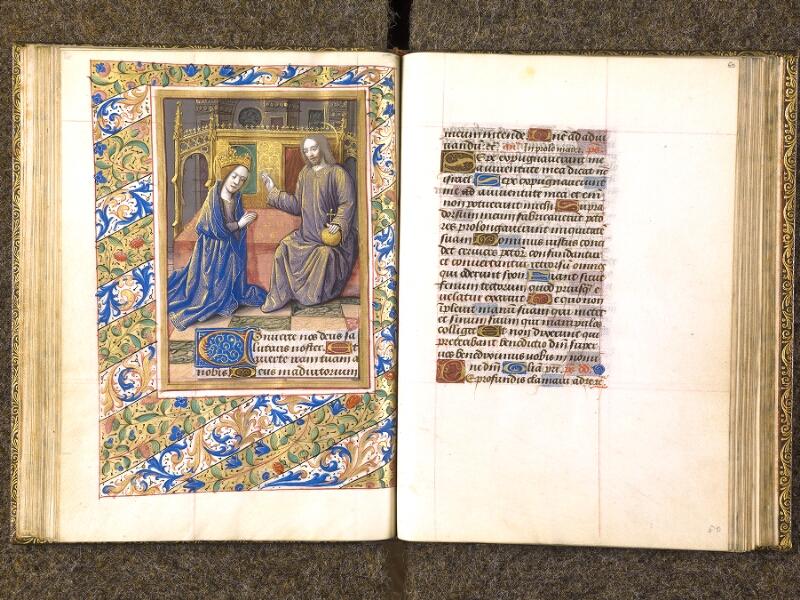 CHANTILLY, Bibliothèque du château, 0079 (1397), f. 059v - 060