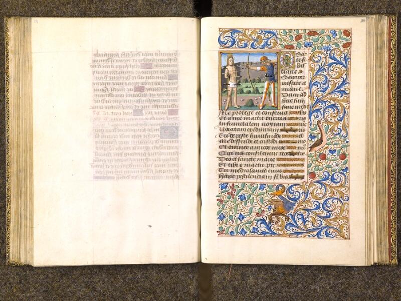 CHANTILLY, Bibliothèque du château, 0079 (1397), f. 089v - 090
