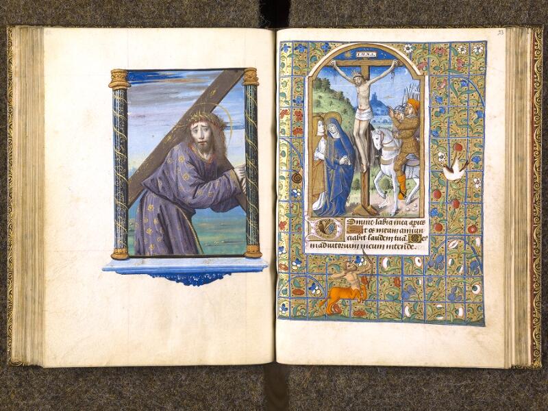 CHANTILLY, Bibliothèque du château, 0079 (1397), f. 092v - 093
