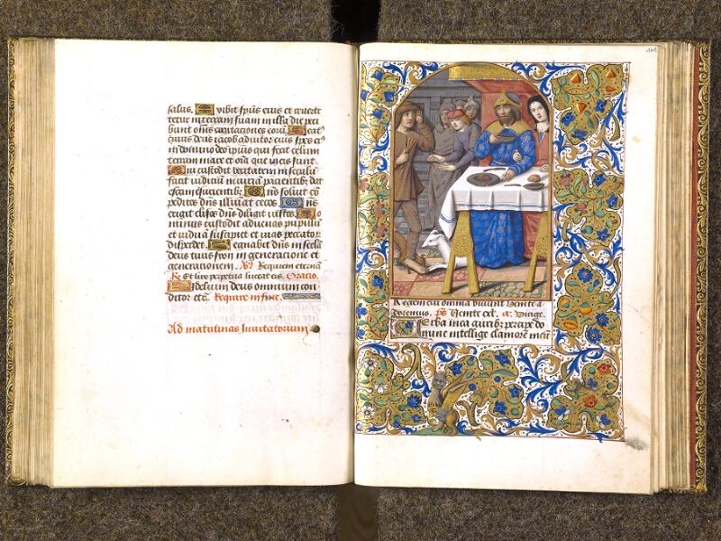 CHANTILLY, Bibliothèque du château, 0079 (1397), f. 100v - 101