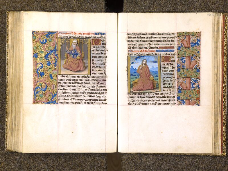 CHANTILLY, Bibliothèque du château, 0079 (1397), f. 118v - 119