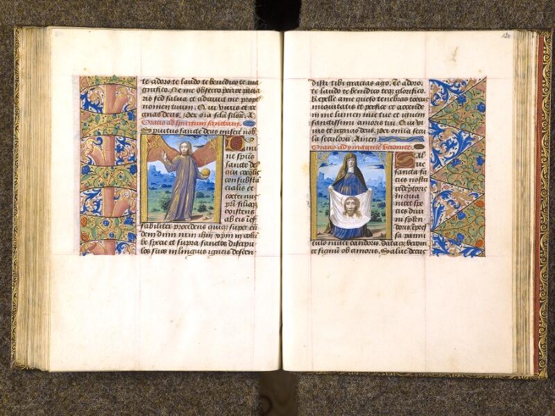 CHANTILLY, Bibliothèque du château, 0079 (1397), f. 119v - 120