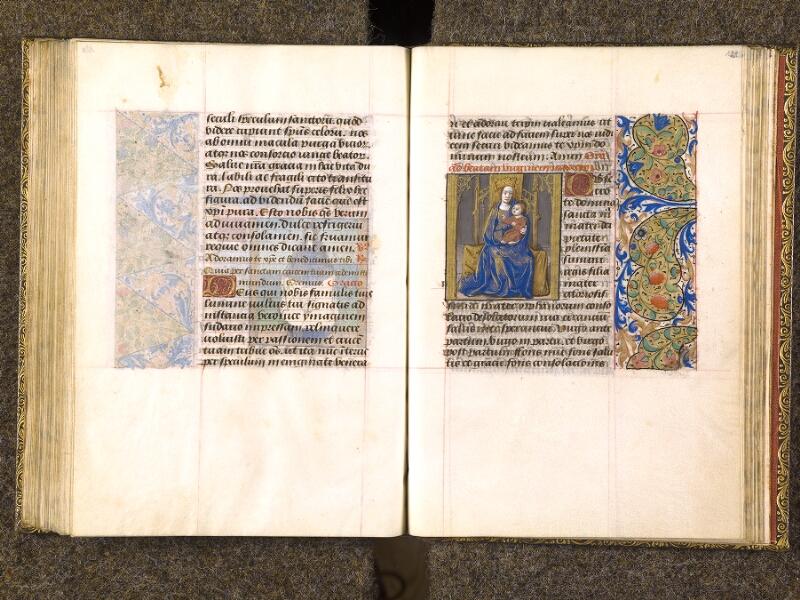 CHANTILLY, Bibliothèque du château, 0079 (1397), f. 120v - 121