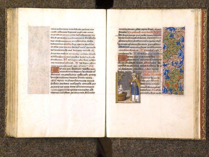 CHANTILLY, Bibliothèque du château, 0079 (1397), f. 130v - 131