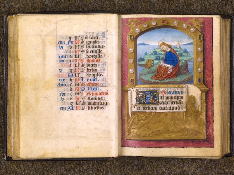 CHANTILLY, Bibliothèque du château, 0080 (1399), f. 014v - 015