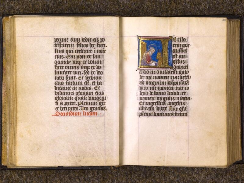 CHANTILLY, Bibliothèque du château, 0080 (1399), f. 016v - 017