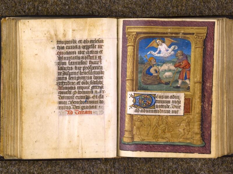 CHANTILLY, Bibliothèque du château, 0080 (1399), f. 051v - 052