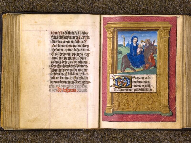 CHANTILLY, Bibliothèque du château, 0080 (1399), f. 066v - 067