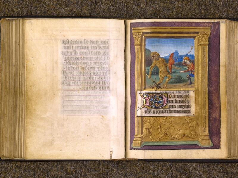 CHANTILLY, Bibliothèque du château, 0080 (1399), f. 104v - 105