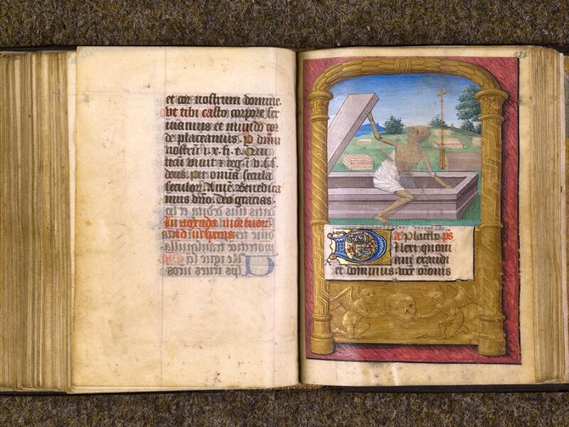 CHANTILLY, Bibliothèque du château, 0080 (1399), f. 126v - 127