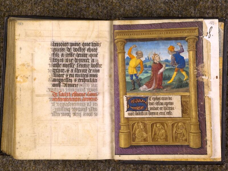 CHANTILLY, Bibliothèque du château, 0080 (1399), f. 180v - 181