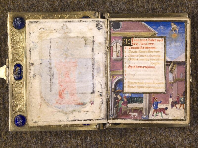 CHANTILLY, Bibliothèque du château, 0083 (1385), f. 001v - 002