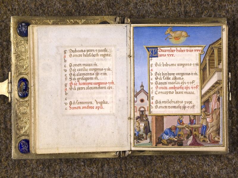 CHANTILLY, Bibliothèque du château, 0083 (1385), f. 014v - 015