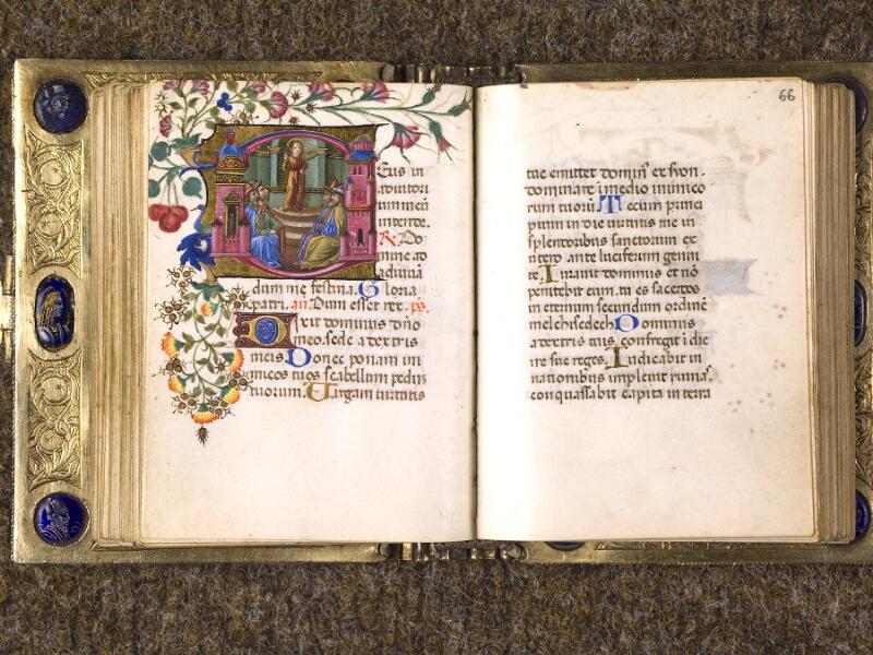 CHANTILLY, Bibliothèque du château, 0083 (1385), f. 065v - 066