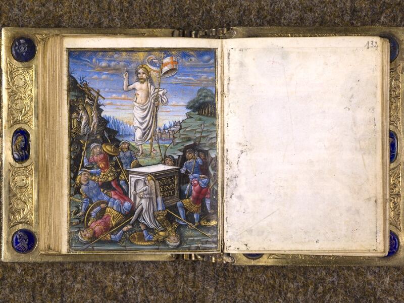 CHANTILLY, Bibliothèque du château, 0083 (1385), f. 131v - 132