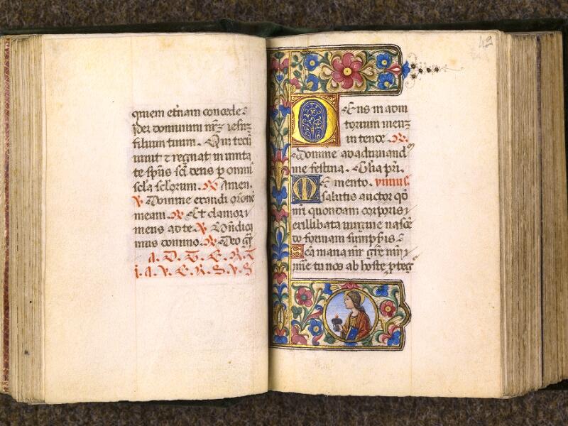 CHANTILLY, Bibliothèque du château, 0084 (0071), f. 048v - 049