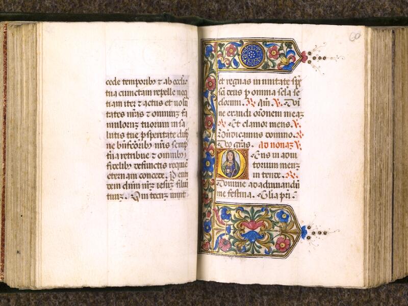 CHANTILLY, Bibliothèque du château, 0084 (0071), f. 059v - 060