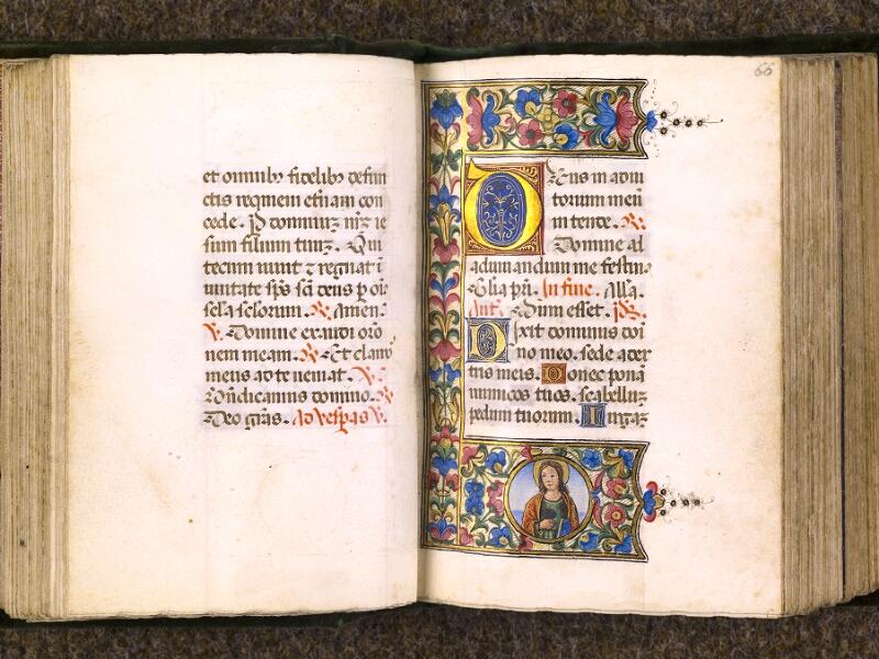 CHANTILLY, Bibliothèque du château, 0084 (0071), f. 065v - 066