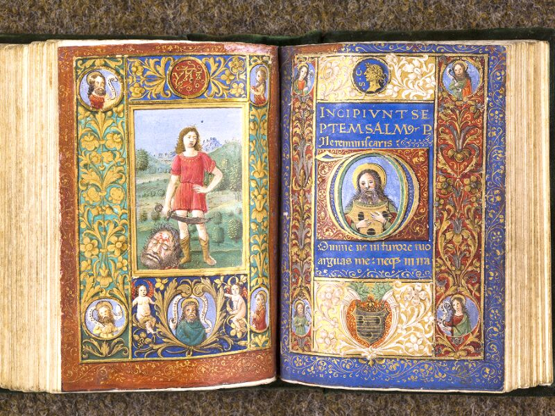 CHANTILLY, Bibliothèque du château, 0084 (0071), f. 172v - 173