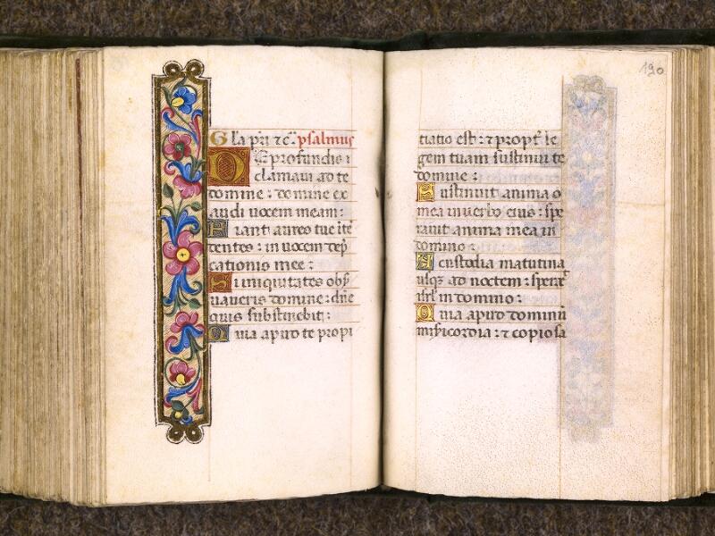 CHANTILLY, Bibliothèque du château, 0084 (0071), f. 189v - 190