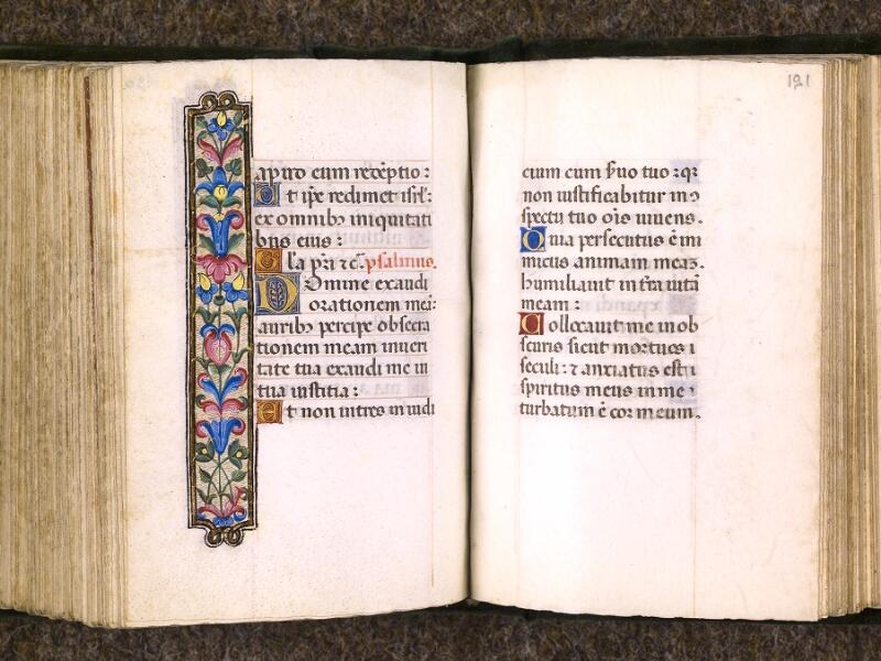 CHANTILLY, Bibliothèque du château, 0084 (0071), f. 190v - 191