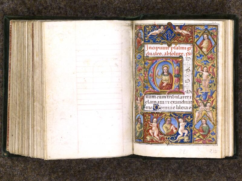 CHANTILLY, Bibliothèque du château, 0084 (0071), f. 212v - 213