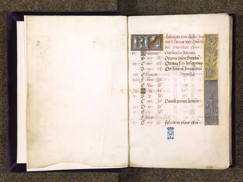 CHANTILLY, Bibliothèque du château, 0085 (1175), f. 000Av - 001