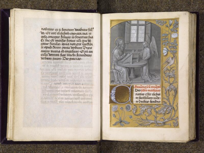 CHANTILLY, Bibliothèque du château, 0085 (1175), f. 015v - 016