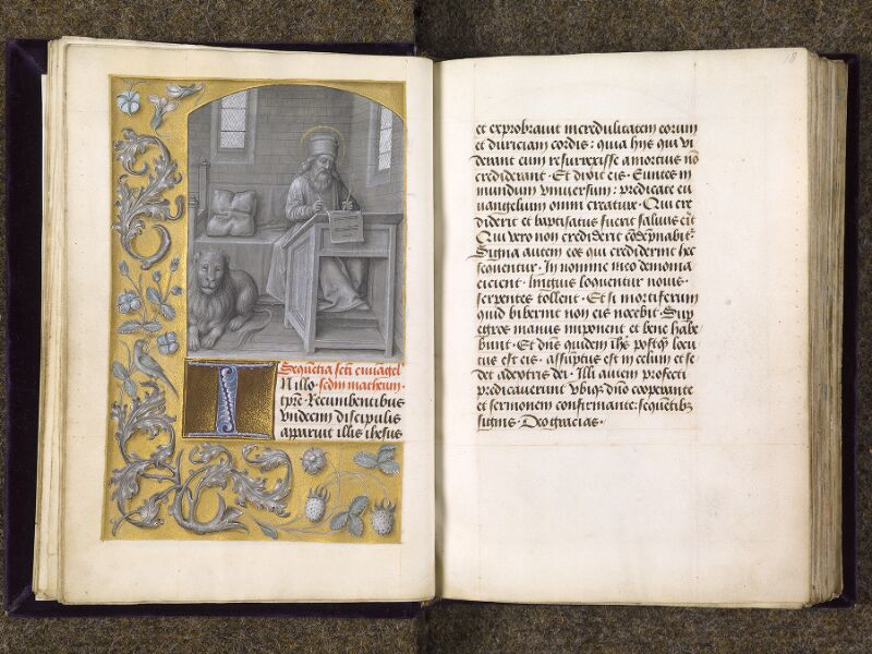 CHANTILLY, Bibliothèque du château, 0085 (1175), f. 017v - 018