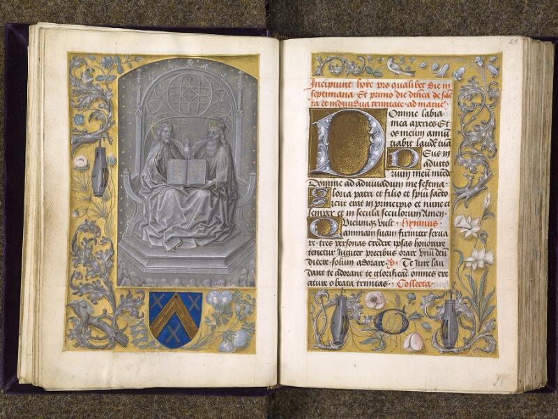 CHANTILLY, Bibliothèque du château, 0085 (1175), f. 020v - 021