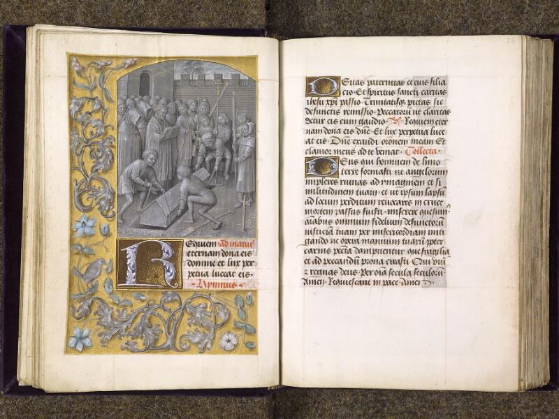 CHANTILLY, Bibliothèque du château, 0085 (1175), f. 023v - 024