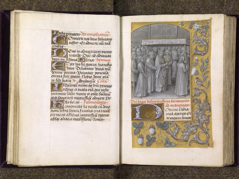 CHANTILLY, Bibliothèque du château, 0085 (1175), f. 031v - 032